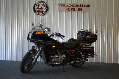 82 Honda GL 1100 Gold Wing
