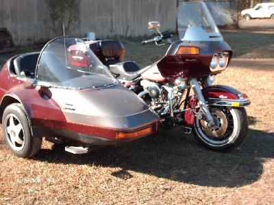 (with sidecar) for sale.