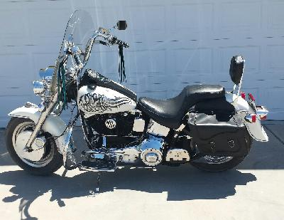 91 Harley-Davidson Fat Boy