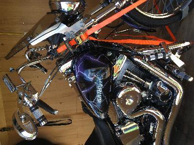 92 Harley Davidson FXSTC 1340 Softail Custom
