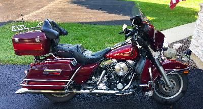 94 Harley-Davidson 1340 Electra Glide Classic