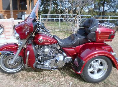 98 Harley-Davidson Electra Glide Classic