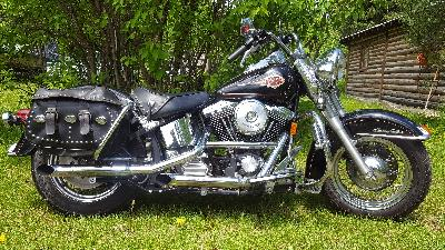 98 Harley-Davidson Softail Heritage Classic