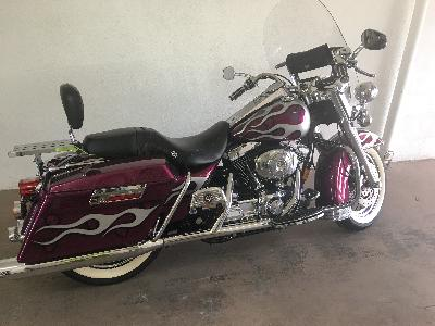 01 Harley-Davidson Road King Classic