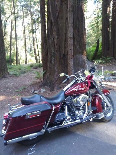 02 Harley-Davidson FLHR Road King