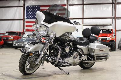 03 Harley-Davidson FLHTC Electra Glide Classic