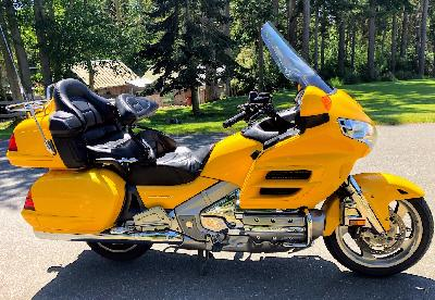 03 Honda GL 1800 Gold Wing