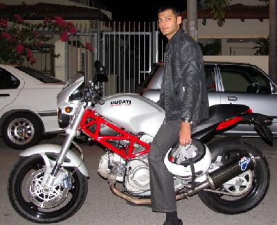 Ducati Monster 620i. 06 Ducati Monster 620