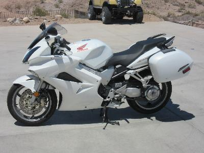 06 Honda VFR 800 Interceptor ABS