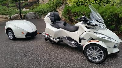 10 Can-Am Spyder RT