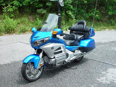 12 Honda GL1800 Gold Wing