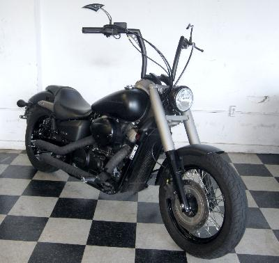 12 Honda Shadow Phantom