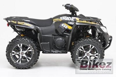 2020 Access Shade Sport 650 EPS