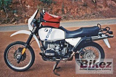 1989 BMW R 100 GS