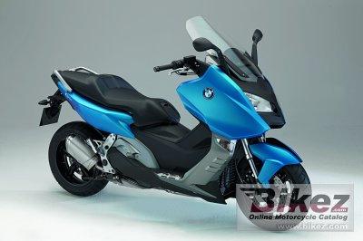 2012 BMW C 600 Sport