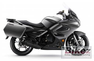 2015 CF Moto 650TK