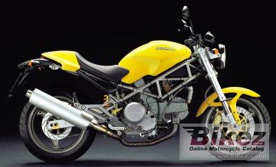 2004 Ducati Monster 800 i.e.