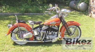 1941 Harley-Davidson Model WLA