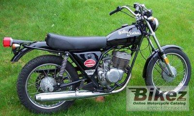 1976 Harley-Davidson SS 250