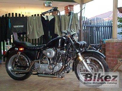 1979 Harley-Davidson XLH 1000 Sportster
