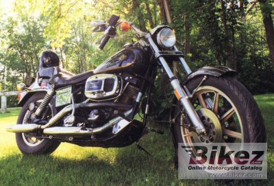 1982 Harley-Davidson FXB 1340 Sturgis