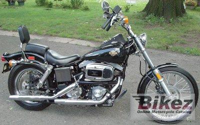 1983 Harley-Davidson FXWG 1340 Wide Glide