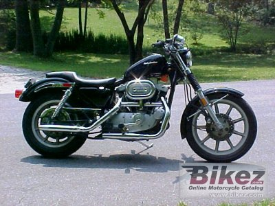 1983 Harley-Davidson XLX 1000-61