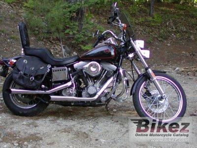 1986 Harley-Davidson FXWG Wide Glide