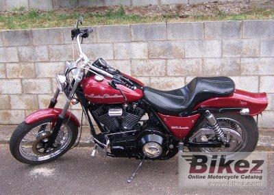 1987 Harley-Davidson FXR 1340 Super Glide