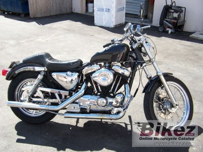 1991 Harley-Davidson XLH Sportster 883 Standard