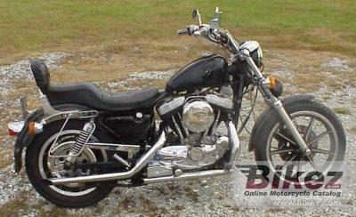 1992 Harley-Davidson XLH Sportster 1200