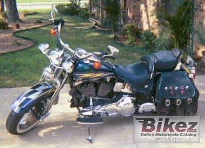 1997 Harley-Davidson Softail Heritage Springer