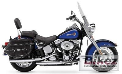 2004 Harley-Davidson FLSTCI Heritage Softail Classic