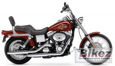 2004 Harley-Davidson FXDWGI Dyna Wide Glide