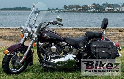2006 Harley-Davidson FLSTCI Heritage Softail Classic