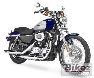 2006 Harley-Davidson XL 1200C Sportster 1200 Custom