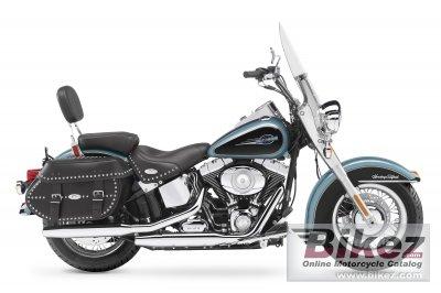 2007 Harley-Davidson FLSTC Heritage Softail Classic