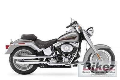 2007 Harley-Davidson FLSTF Softail Fat Boy