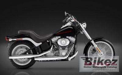 2007 Harley-Davidson FXST Softail Standard