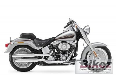 2010 Harley-Davidson FLSTF Softail Fat Boy