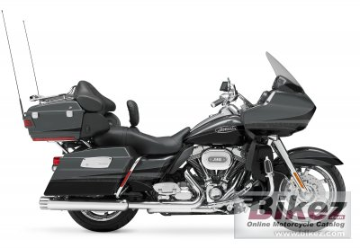 2011 Harley-Davidson FLTRUSE CVO Road Glide Ultra