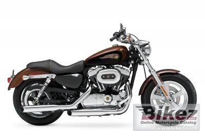 2013 Harley-Davidson 1200 Custom 110th Anniversary