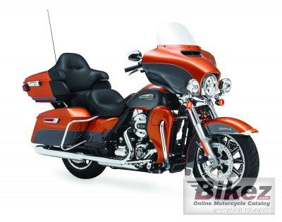 2015 Harley-Davidson Electra Glide Ultra Classic