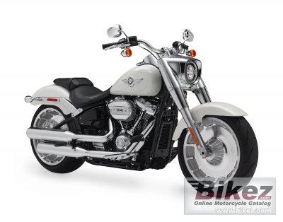 2018 Harley-Davidson Softail Fat Boy 114