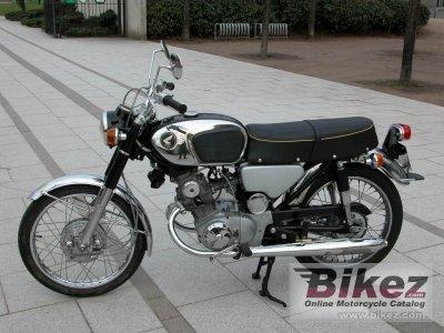1970 Honda CB 125