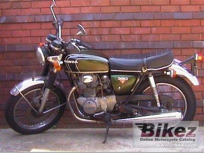 1973 Honda CB 350