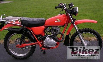 1977 Honda CT 125