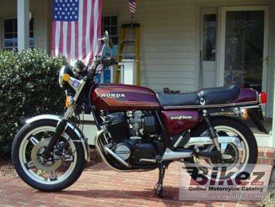 1978 Honda CB 750 F SS