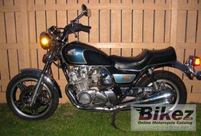 1981 Honda CB 750 C