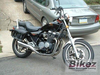 1983 Honda CB 550 SC